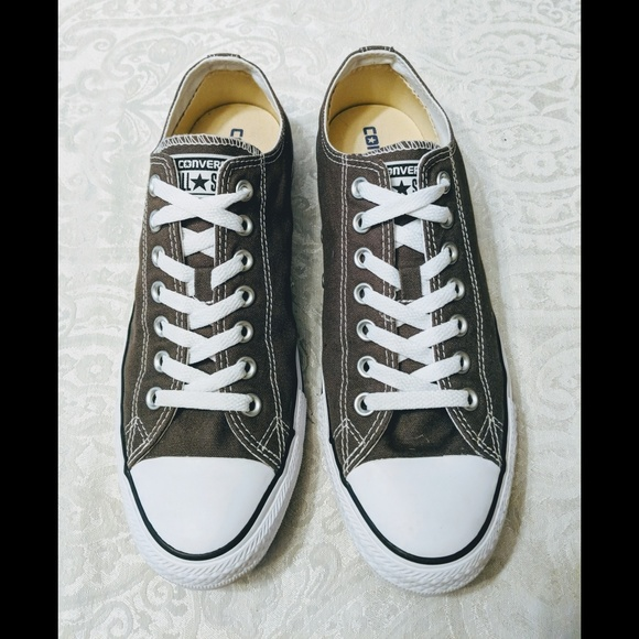 bbaad3e6845c Converse Other - Converse Chuck Taylor Charcoal Low Top M8.5 W10.5